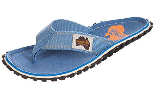 Gumbies , Herren Dusch- & Badeschuhe, Gr.-35.5 EU, Light Blue
