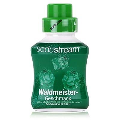 SODASTREAM SPEZIALITÄTEN Waldmeister Geschmack, 375ml