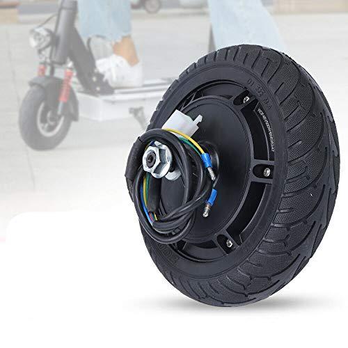 Wangkangyi 8 Zoll 36V Elektroroller Bürstenloser Radnabenmotor Nabenmotor Reifen, Elektro-Scooter Radnabenmotor