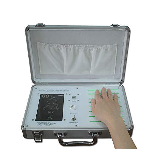 Save %6 Now! JiaHao Quantum Resonance Magnetic Analyzer 4th Generation Palm Touch Hand Version