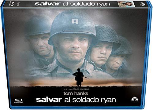Salvar Al Soldado Ryan - Edición Horizontal (BD + BD Extras) [Blu-ray]