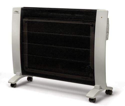 Lakewood EP-2000 Ultra-Thin Dual-Power 1000/1500-Watt Flat-Panel Heater with Electrothemic Technology