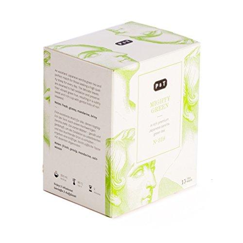 Filtri di T/é in Carta P /& T Satchel Tea Filters 50 Unit/à 100/% Biodegradabile