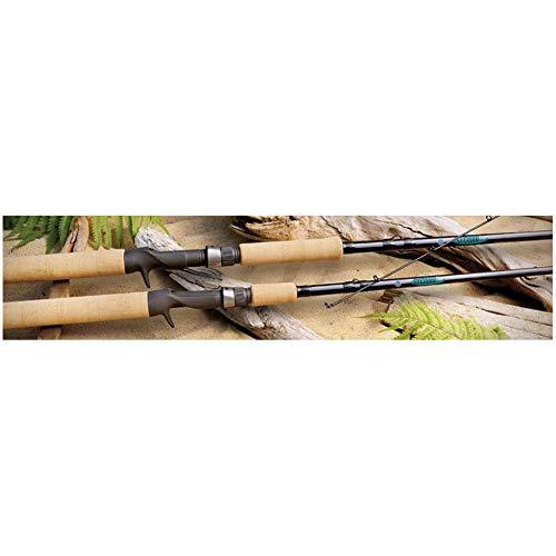 St. Croix Rod Premier Casting Rod, Classic Black Pearl, 7'0'