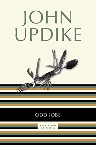 Download Odd Jobs: Essays and Criticism 0812983793