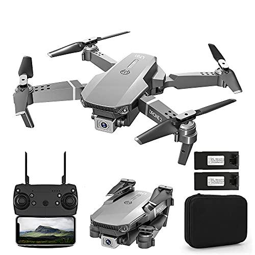 XIAOKEKE Falten Quadrocopter-Drohne, 2,4...