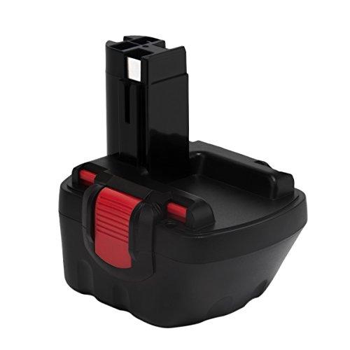 Exmate Ni-MH 12V 3,5Ah Reemplace BOSCH Batería taladro