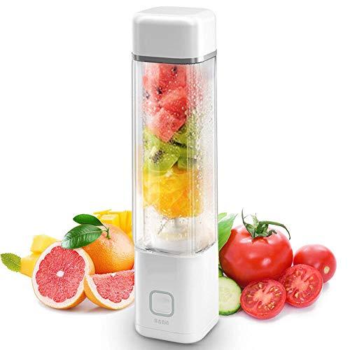 Juicer voor Fruit Draagbare Draadloze Opladen Mini Blender Fruit Juicer