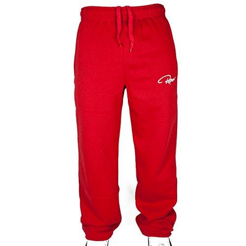 REDRUM Plain Pant Farbe: Rot, Größe: XXXL