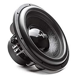 Skar Audio EVL-15 D2 15 inc 2500 Watt Max Power Dual 2 Ohm Car Subwoofer