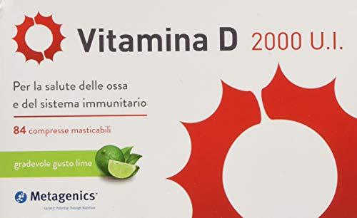VITAMINA D 2000 UI 84CPR