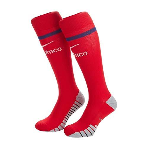 Nike ATM U NK Stad OTC Sock HM Chaussettes Mixte Adulte, Rouge/Bleu/Blanc (Sport Red/Deep Royal Blue/White), S