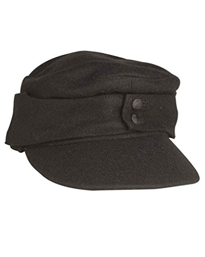 Gkjhkjhty Casquillo de la B/óveda Sombrero Grosor de Piel de Oveja Real Un Sombrero del noreste Orejeras Masculinas Sombrero de Piel de Oveja Real Gorra de b/éisbol