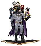 Quantum Mechanix- Figura QMaster Familia Batman, DC Comics, Multicolor (DCC-1000)
