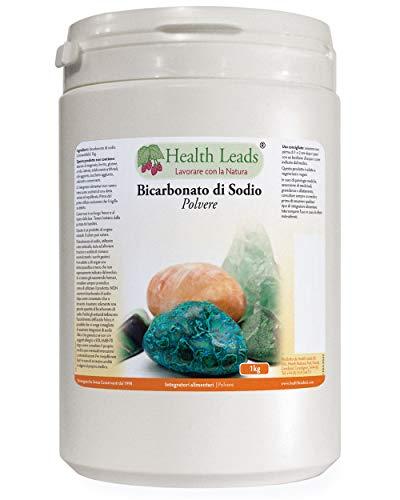 Bicarbonato di sodio 1kg (Commestibile)