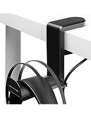 Mars Gaming MHH, Clip-on Headset Stand, verstelbaar, 360º rotatie, Zwart