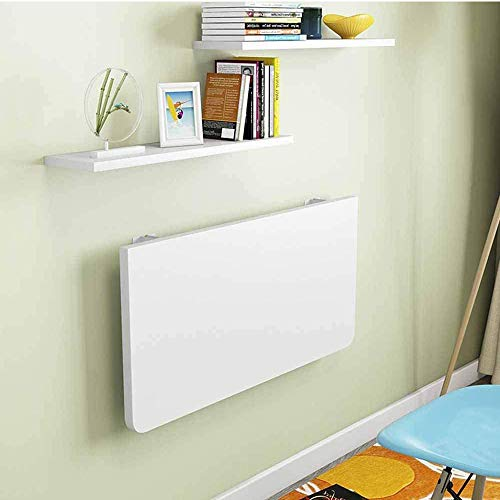 YUANP Mesa Plegable De Pared Mesa Plegable De Pared Mesa De Computadora Mesa Plegable De Pared,120 * 50