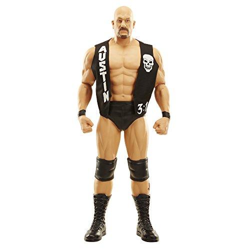 WWE Stone Cold Steve Austin Action Figure, 31'