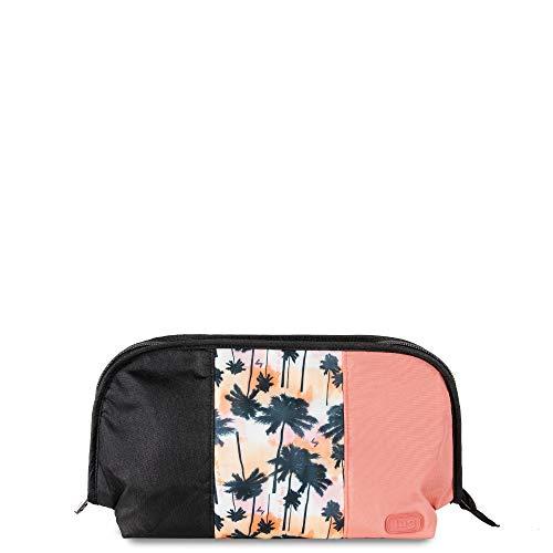 Lug Women's Flash Cosmetic Case, Palm Sunset