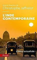 L'Inde contemporaine - De 1990 à aujourd'hui de Christophe Jaffrelot