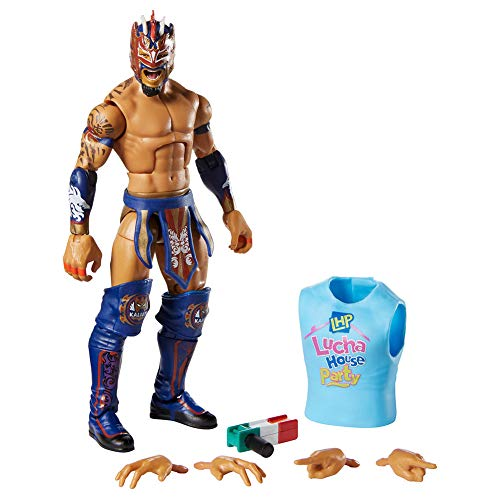 WWE Elite Figure Kalisto, Multi (GKP90)