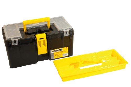 Maurer 2240012 Caja Herramientas Maurer'Midibox' 400x230x200 mm.