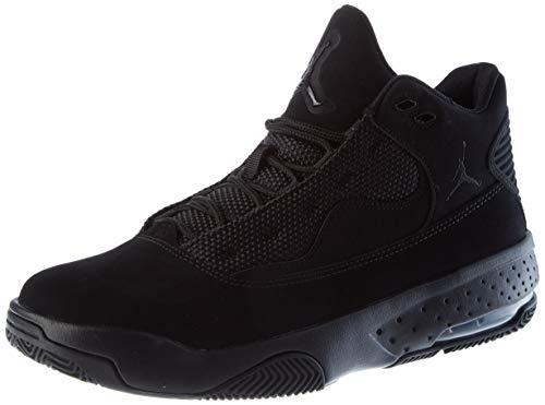 Nike Jordan MAX Aura 2, Zapatillas de bsquetbol Hombre, Negro, 50.5 EU