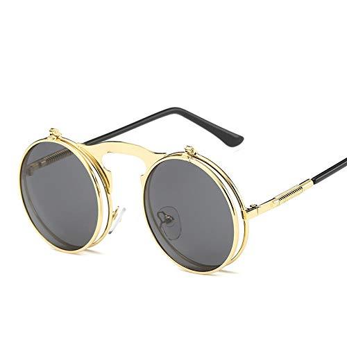 CCTYJ - Golfsonnenbrillen in gold with black