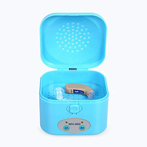 Buy Bargain BoTaiDaHong 4/8 Hour Timer Hearing Aid Dryer Case Electric Drying Dehumidifier Cleaner B...
