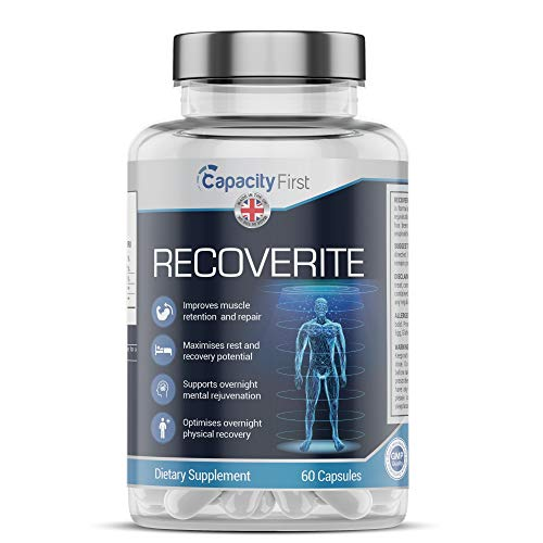 Clinical Range doses of 5HTP, Zinc, Magnesium, Vitamin B6 and L-Leucine. High Potency Stack Formula for Maximum Rest, Recovery, Rejuvenation and Retention of Gains.