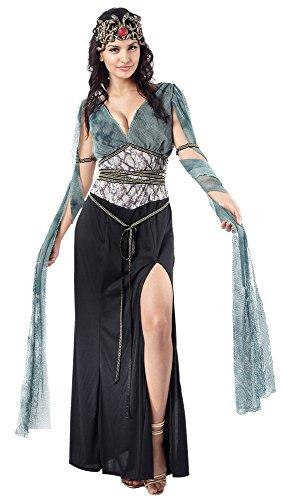 Forum Novelties AC998 Medusa Kostüm, Mehrfarbig