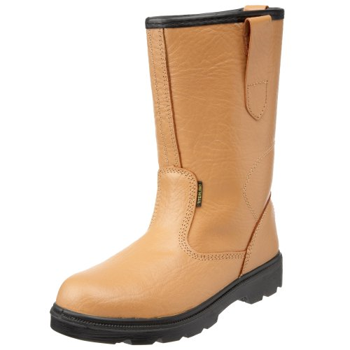 Sterling Safetywear Sterling Steel Work Site ss403sm size 11, Herren Sicherheitsschuhe, gerberbraun, 45.5 EU / 11 UK