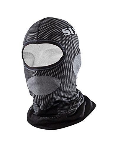 SIX2 Sottocasco Carbon Underwear BLACK CARBON - UNICA