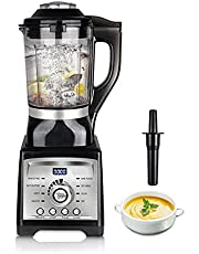 Juicer, Blender met meerdere functies, kan worden gebruikt voor puree-ijs die Milkshakes en Smoothies en Smoothies en 1,75 Capaciteit BPA Free Glar-potten.
