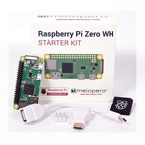 Raspberry Pi Zero WH Starter Kit