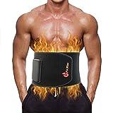 Waist Slimming Sweat Belt For Men & Women, Weight Loss Sauna