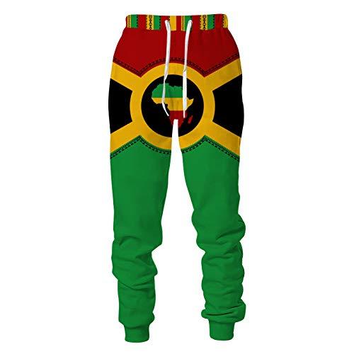 DREAMING-Primavera y otoño Jersey de manga larga Top casual + pantalones de pierna traje deportivo Traje de béisbol de impresión digital 3D de 2 piezas 5XL