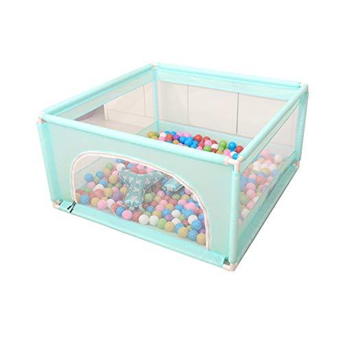 JJHOME-Bebés Parques de Juegos Tenda per Bambini per Bambini per giocare all'interno o all'aperto Ball Pit Scansione sicura 120x120cm / 150x150cm