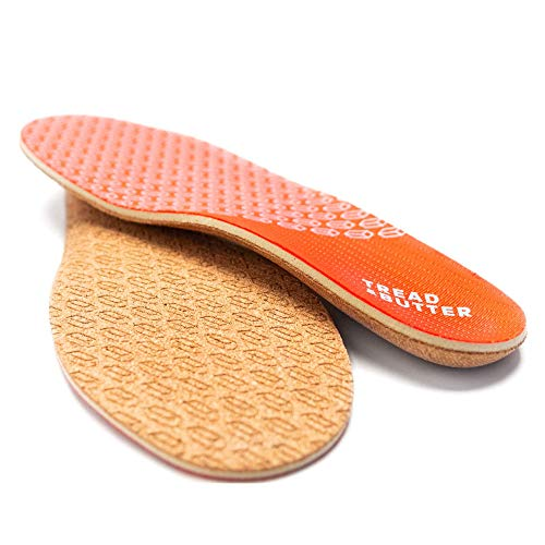 Tread & Butter Suntoucher Low Arch Cork Insoles Men's 11