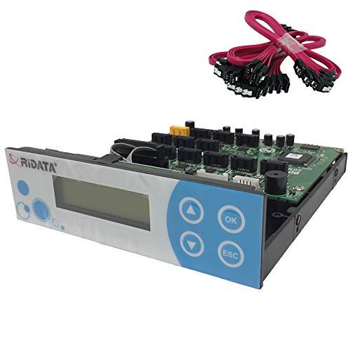 Ridata SATA CD/DVD/Blu Ray Duplicator Controller Card 1-11 Target Multi