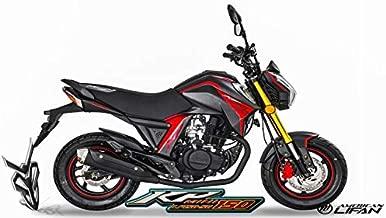 Lifan Brings KP Mini 150cc Street Motorcycle Bike with 5-Speed Manual Transmission, Electric Start! 12