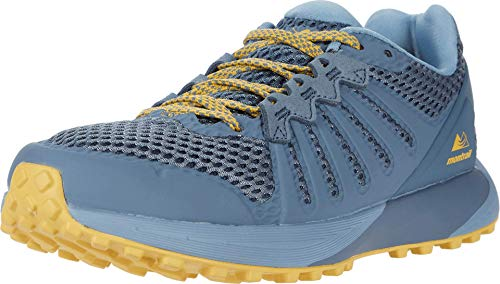 Columbia Women's Montrail F.k.t Trail Running Shoe Sneaker, Mountain/Golden Nugget, Numeric_8_Point_5