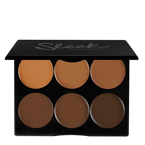 Sleek MakeUP Cream Contour Kit Extra Dark 12g