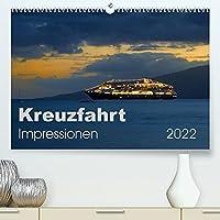 Kreuzfahrt Impressionen (Premium, hochwertiger DIN A2 Wandkalender 2022, Kunstdruck in Hochglanz): 13 exklusive Momente rund um das Thema Kreuzfahrt (Monatskalender, 14 Seiten )