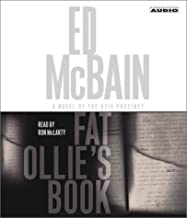 By Ed McBain Fat Ollie's Book: A Novel of the 87th Precinct (Abridged) [Audio CD]