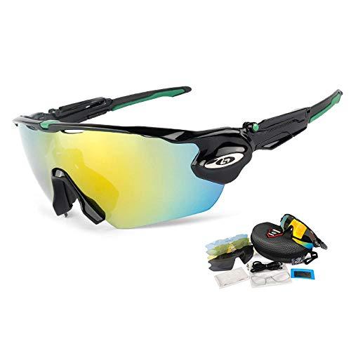 Gafas de Ciclismo Sunglasses Protección UV Gafas De Sol De