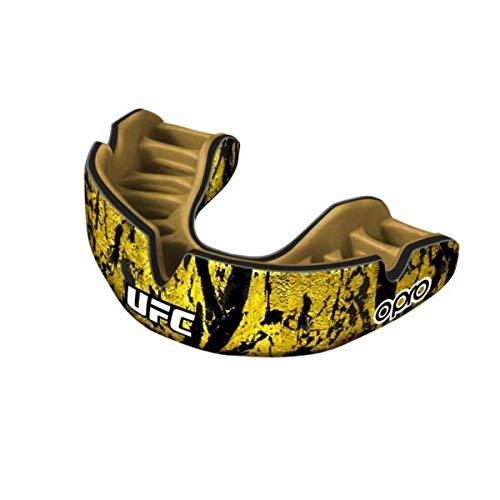 Opro UFC Power Fit Gold/Schwarz/Gold