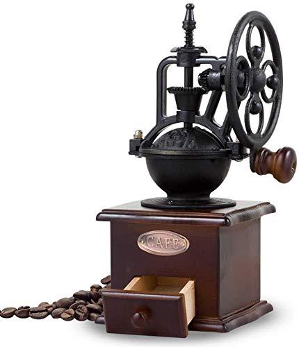 LFSP Makkelijk Te Koffiemolen, Handmatige Koffiemolen, Ouderwetse Koffiezetapparaat, Gebruiken Met De Maalset En Pak, Of Thuis En Onderweg