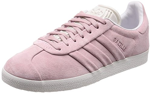 Adidas Gazelle Stitch and Turn W, Zapatillas de Deporte para Mujer, Rosa (Rosmar/Ftwbla 000), 39 1/3 EU