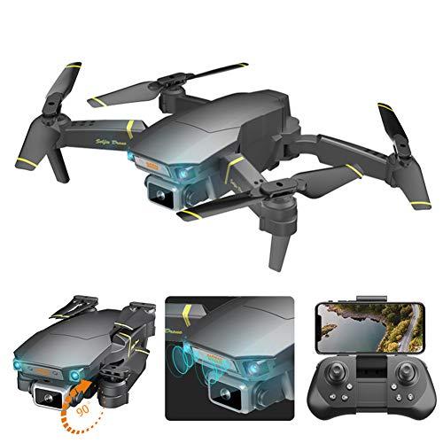 LYHLYH Ultraléger et Drone Portable, Obstacle caméra ESC éviter la Photographie aérienne Pliage Avion de la télécommande Longue Plage de Commande Automatique Retour Accueil